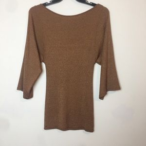 Michael Stars One Size Tunic Top